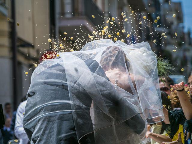 Il matrimonio di Nicola e Pernalisa a Gravina in Puglia, Bari 73