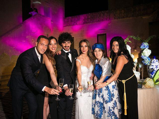 Il matrimonio di Nicola e Pernalisa a Gravina in Puglia, Bari 77