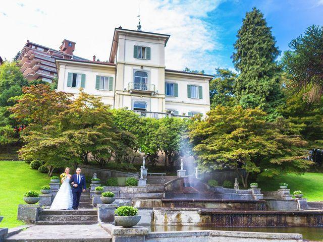 Il matrimonio di Gabriele e Federica a Stresa, Verbania 9