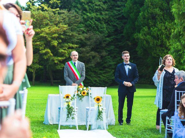 Il matrimonio di Gabriele e Federica a Stresa, Verbania 11