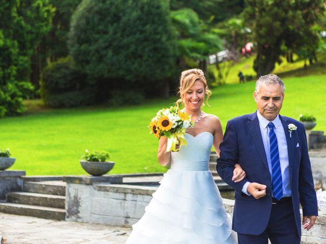Il matrimonio di Gabriele e Federica a Stresa, Verbania 12