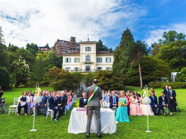 Il matrimonio di Gabriele e Federica a Stresa, Verbania 16