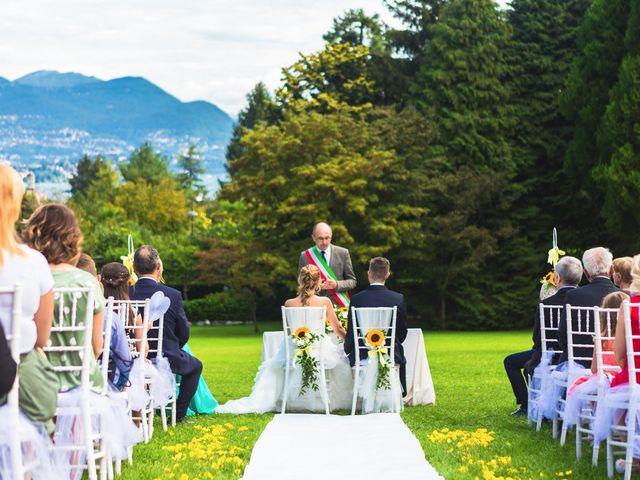 Il matrimonio di Gabriele e Federica a Stresa, Verbania 19
