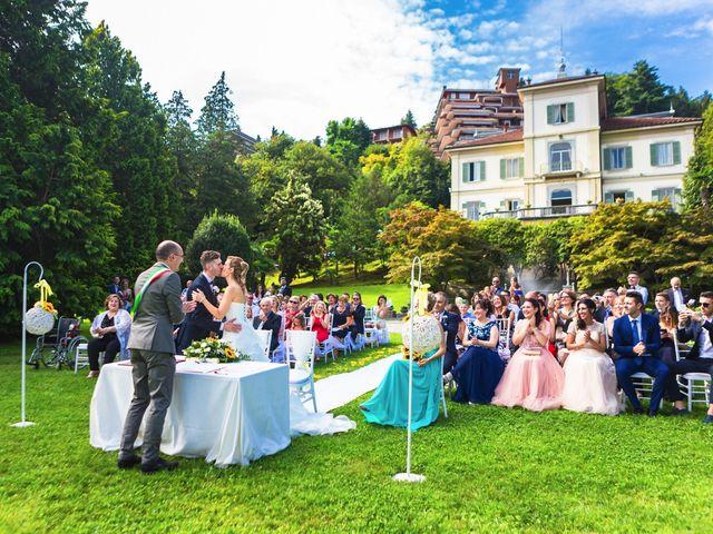 Il matrimonio di Gabriele e Federica a Stresa, Verbania 21