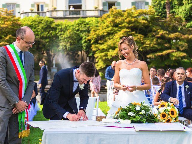 Il matrimonio di Gabriele e Federica a Stresa, Verbania 29