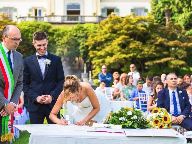 Il matrimonio di Gabriele e Federica a Stresa, Verbania 30