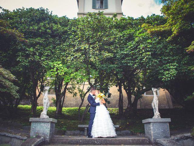 Il matrimonio di Gabriele e Federica a Stresa, Verbania 1