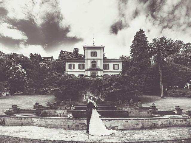 Il matrimonio di Gabriele e Federica a Stresa, Verbania 35