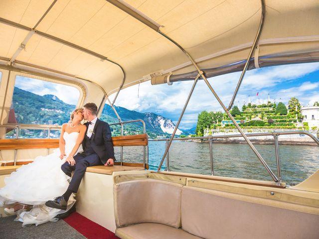 Il matrimonio di Gabriele e Federica a Stresa, Verbania 2