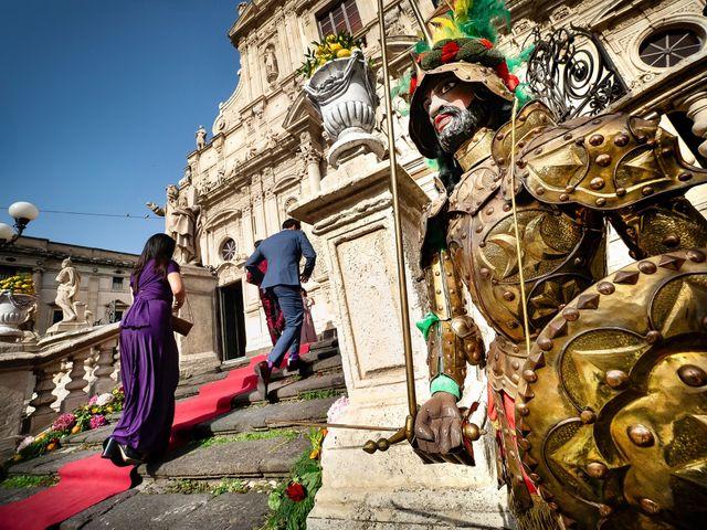 Il matrimonio di Michele e Sheila a Acireale, Catania 16