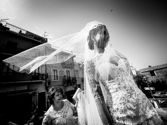 Il matrimonio di Michele e Sheila a Acireale, Catania 17