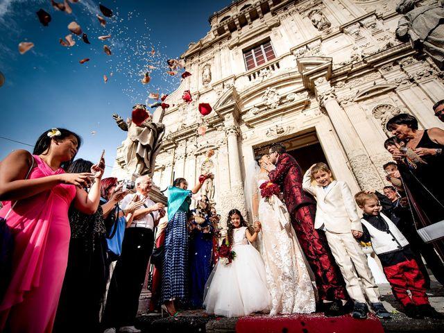 Il matrimonio di Michele e Sheila a Acireale, Catania 31