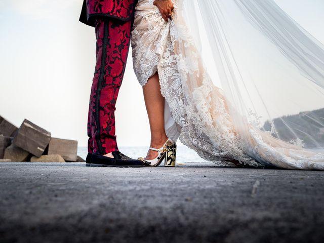 Il matrimonio di Michele e Sheila a Acireale, Catania 34