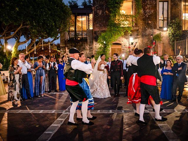 Il matrimonio di Michele e Sheila a Acireale, Catania 45