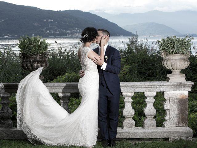 Le nozze di Linda e Fabio