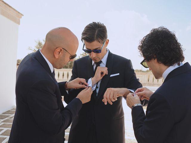 Il matrimonio di Nicola e Roberta a Ostuni, Brindisi 11