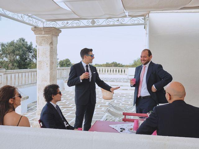 Il matrimonio di Nicola e Roberta a Ostuni, Brindisi 15