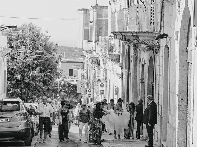 Il matrimonio di Nicola e Roberta a Ostuni, Brindisi 39