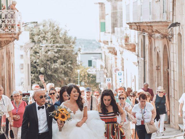 Il matrimonio di Nicola e Roberta a Ostuni, Brindisi 40