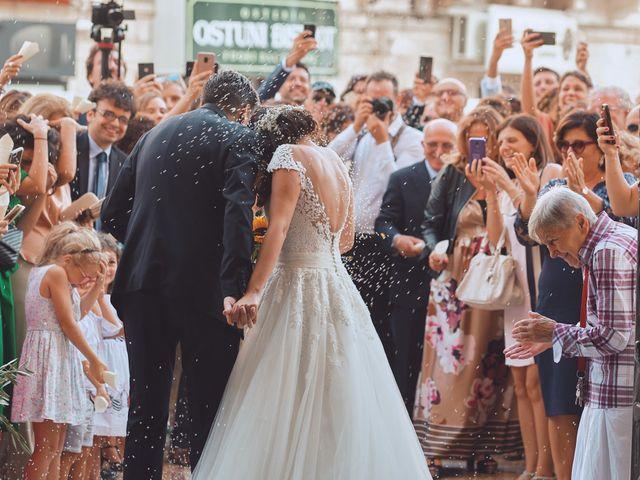 Il matrimonio di Nicola e Roberta a Ostuni, Brindisi 57