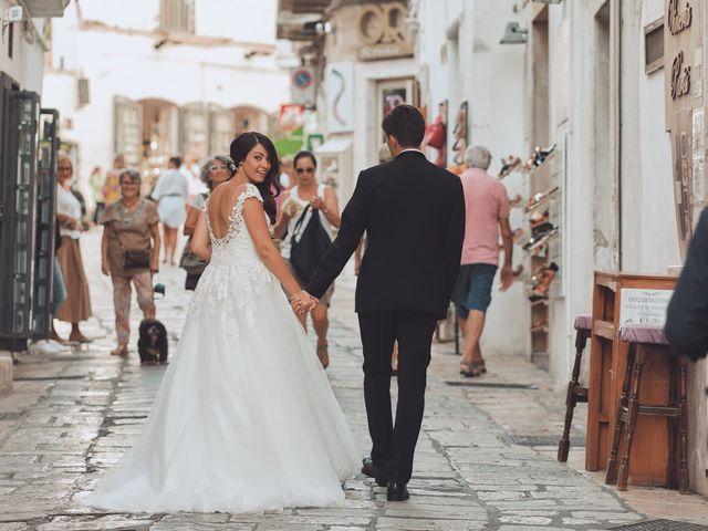 Il matrimonio di Nicola e Roberta a Ostuni, Brindisi 66