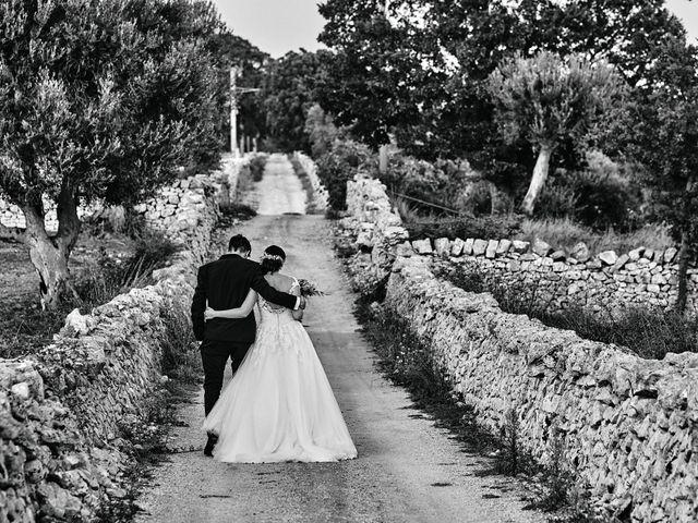 Il matrimonio di Nicola e Roberta a Ostuni, Brindisi 67