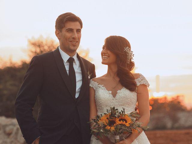 Il matrimonio di Nicola e Roberta a Ostuni, Brindisi 71