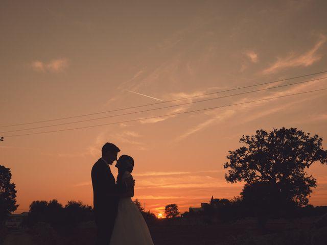 Il matrimonio di Nicola e Roberta a Ostuni, Brindisi 73