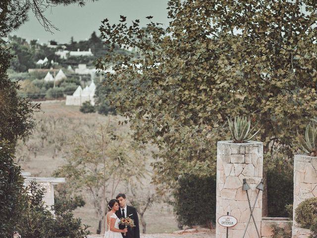 Il matrimonio di Nicola e Roberta a Ostuni, Brindisi 76