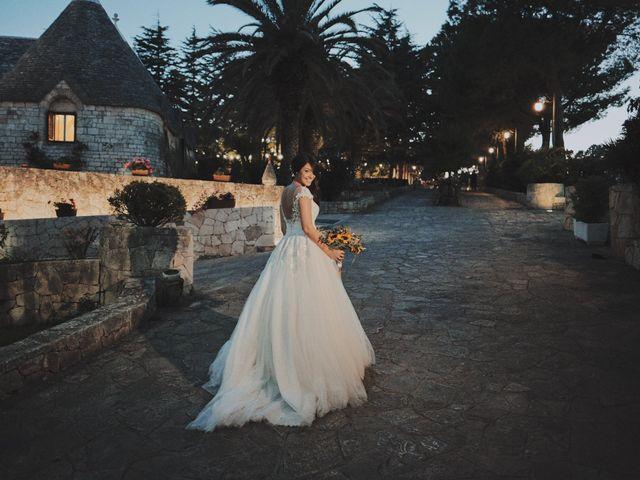 Il matrimonio di Nicola e Roberta a Ostuni, Brindisi 78