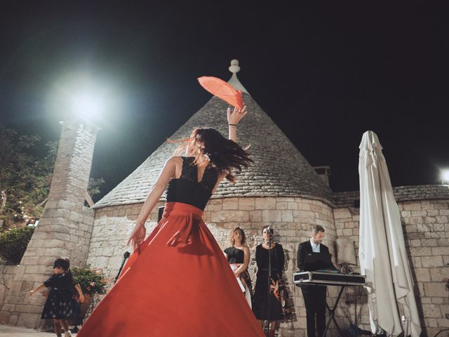 Il matrimonio di Nicola e Roberta a Ostuni, Brindisi 86