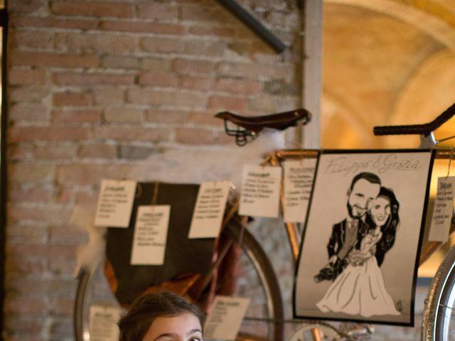 Il matrimonio di Filippo e Grazia a Parma, Parma 27