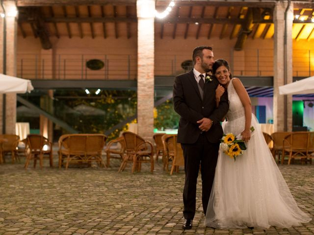 Il matrimonio di Filippo e Grazia a Parma, Parma 38