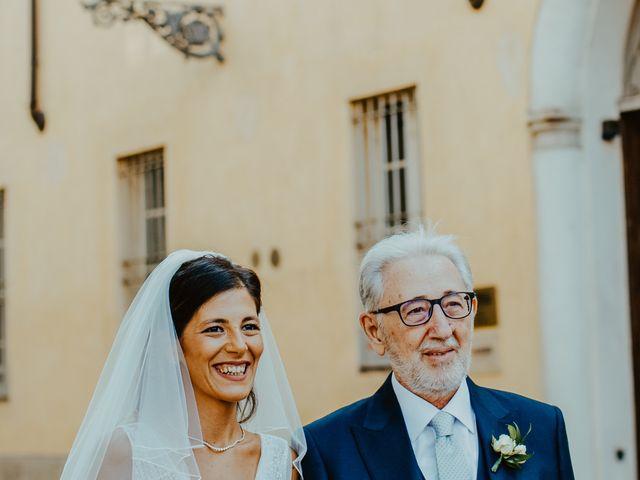 Il matrimonio di Filippo e Grazia a Parma, Parma 16