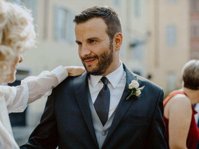 Il matrimonio di Filippo e Grazia a Parma, Parma 15