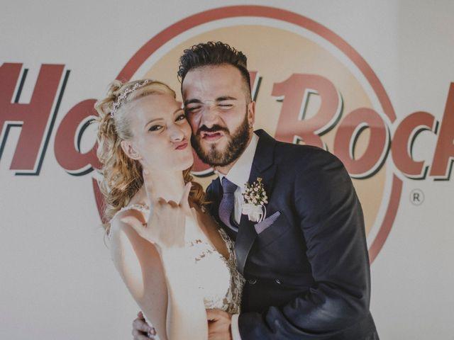 Le nozze di Ylenia e Stefano