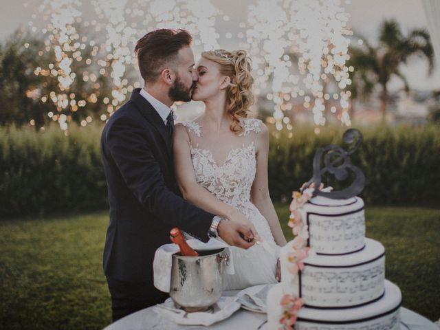 Il matrimonio di Stefano e Ylenia a Vasto, Chieti 98