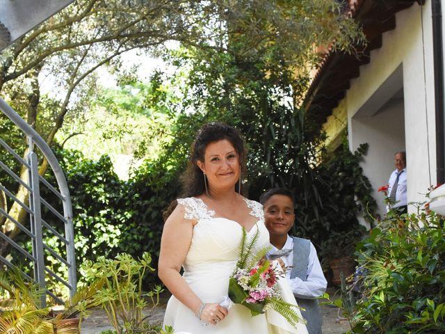 Il matrimonio di Giovanni e Giusy a Capaccio Paestum, Salerno 12