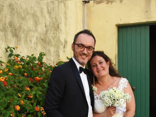 Il matrimonio di Giovanni e Giusy a Capaccio Paestum, Salerno 18