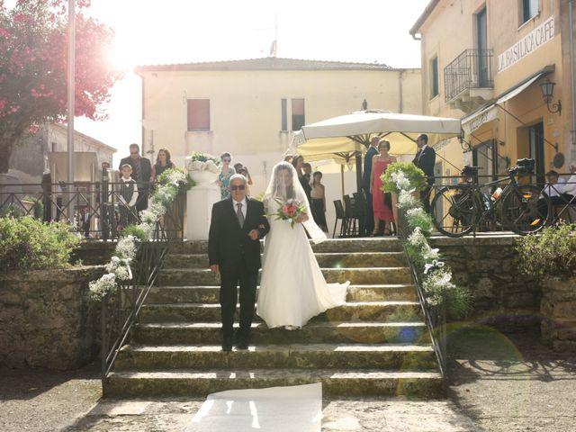 Il matrimonio di Giovanni e Giusy a Capaccio Paestum, Salerno 21