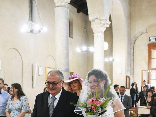 Il matrimonio di Giovanni e Giusy a Capaccio Paestum, Salerno 22