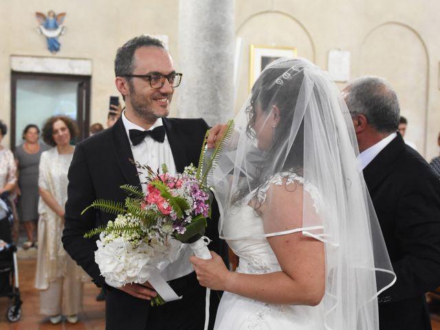 Il matrimonio di Giovanni e Giusy a Capaccio Paestum, Salerno 23