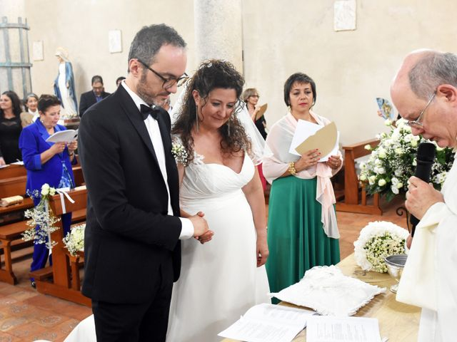 Il matrimonio di Giovanni e Giusy a Capaccio Paestum, Salerno 27