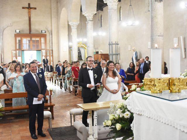 Il matrimonio di Giovanni e Giusy a Capaccio Paestum, Salerno 28