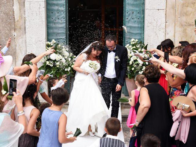 Il matrimonio di Giovanni e Giusy a Capaccio Paestum, Salerno 31