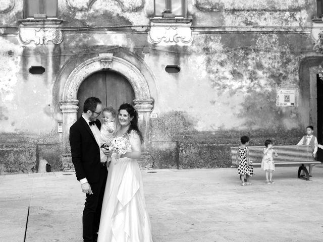 Il matrimonio di Giovanni e Giusy a Capaccio Paestum, Salerno 33