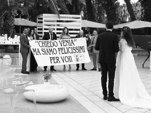 Il matrimonio di Giovanni e Giusy a Capaccio Paestum, Salerno 42