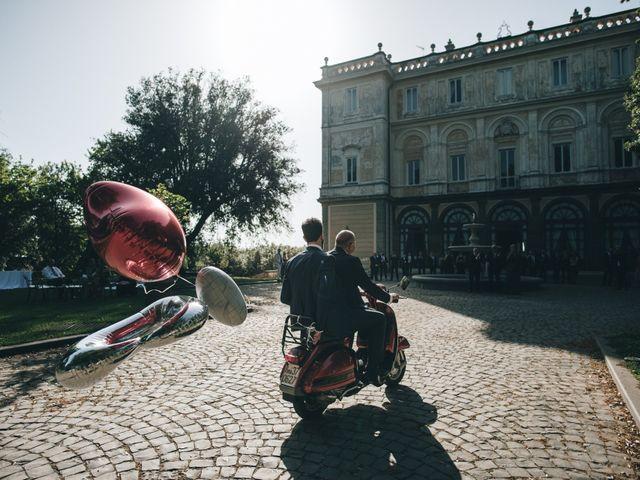 Il matrimonio di Federico e Serena a Roma, Roma 15
