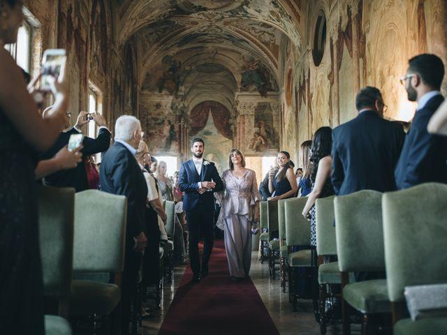 Il matrimonio di Federico e Serena a Roma, Roma 18
