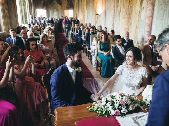 Il matrimonio di Federico e Serena a Roma, Roma 19